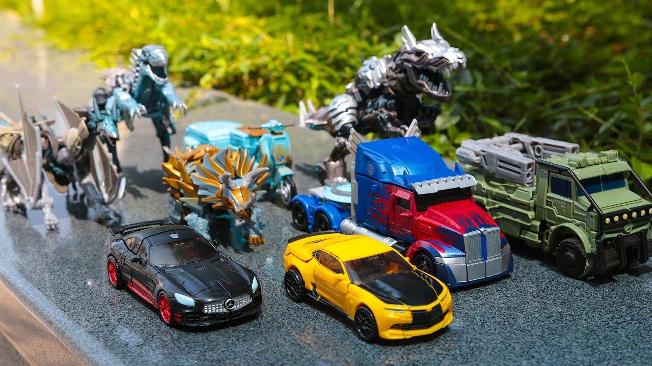 transformers 5 2017 the last knight autobots dinobots