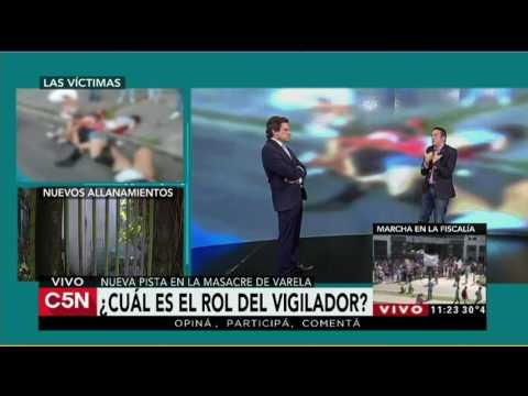 C5N - Masacre de Florencio Varela: Nueva pista, ¿cuál es el rol del vigilador?