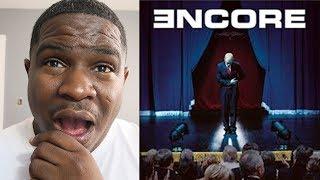First Time Hearing Eminem Rain Man - Encore 2004 REACTION.mp3