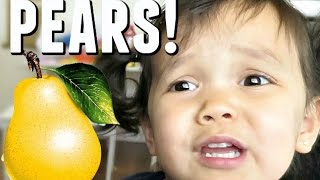 WHAT HAPPENED TO MY PEARS? - May 09, 2017 -  ItsJudysLife Vlogs