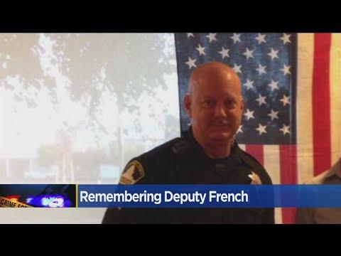 Fallen Sacramento Sheriff's Deputy Remembered At Training Academy