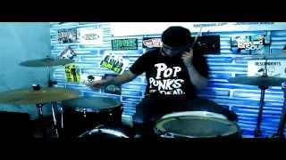 #BATUCANDOHC - Blink 182 - Online Songs (DRUM COVER)