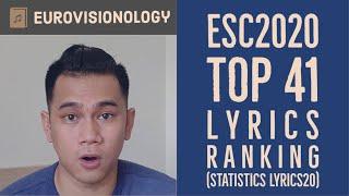 ESC2020 - Top 41 \