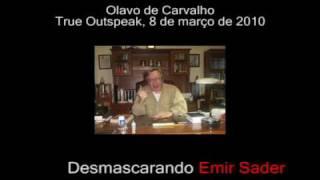 Olavo de Carvalho desmascarando Emir Sader