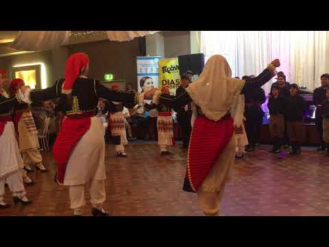Cretan Association of Sydney  - intermediate /senior group - 39th Annual CFANZ Cretan Convention