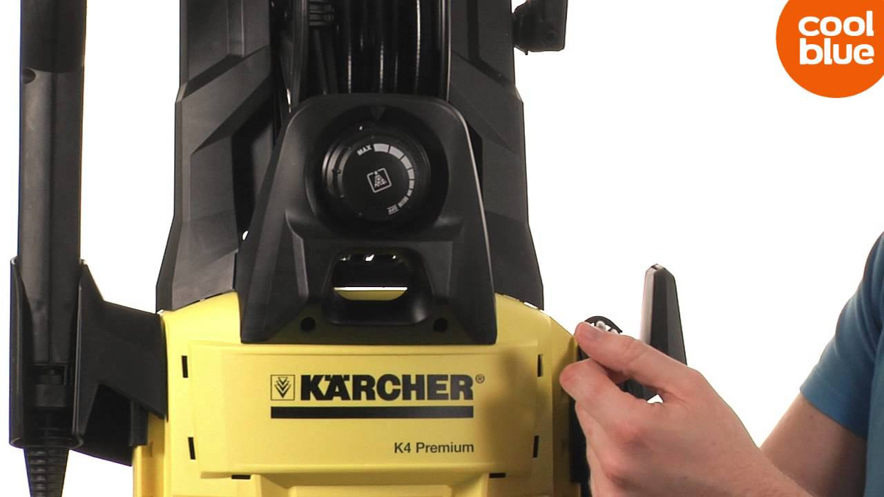 karcher k4 premium home hogedrukreiniger nl be youtube. Black Bedroom Furniture Sets. Home Design Ideas