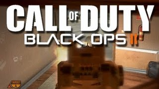 Black Ops 2 - Fun Times with The Crew!  (Ice Cream Argument, Weather Reporter, and More!)