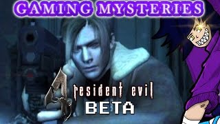 Gaming Mysteries: Resident Evil 4 Beta Redux (GCN / PS2 / Wii / PS3 / 360 / PS4 / One / PC)