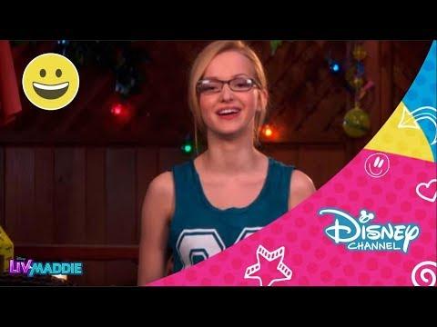 Liv y Maddie - Remix Bam Que | Disney Channel Oficial