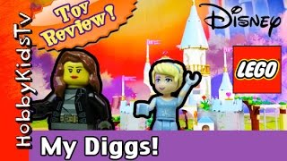 Trixie Crib Lego Cinderella