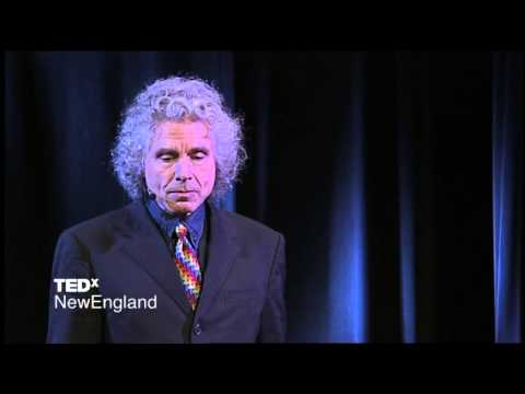 A History of Violence: Steven Pinker at TEDxNewEngland
