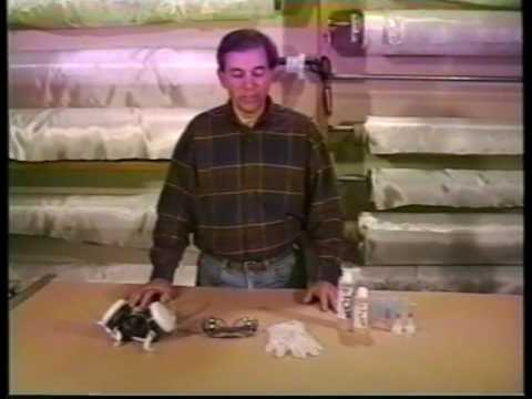 Vacuum Bagging Foam Wings