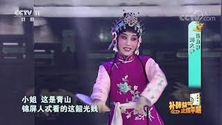 [梨园闯关我挂帅]昆曲《牡丹亭》选段 演唱:鞠萍| CCTV戏曲