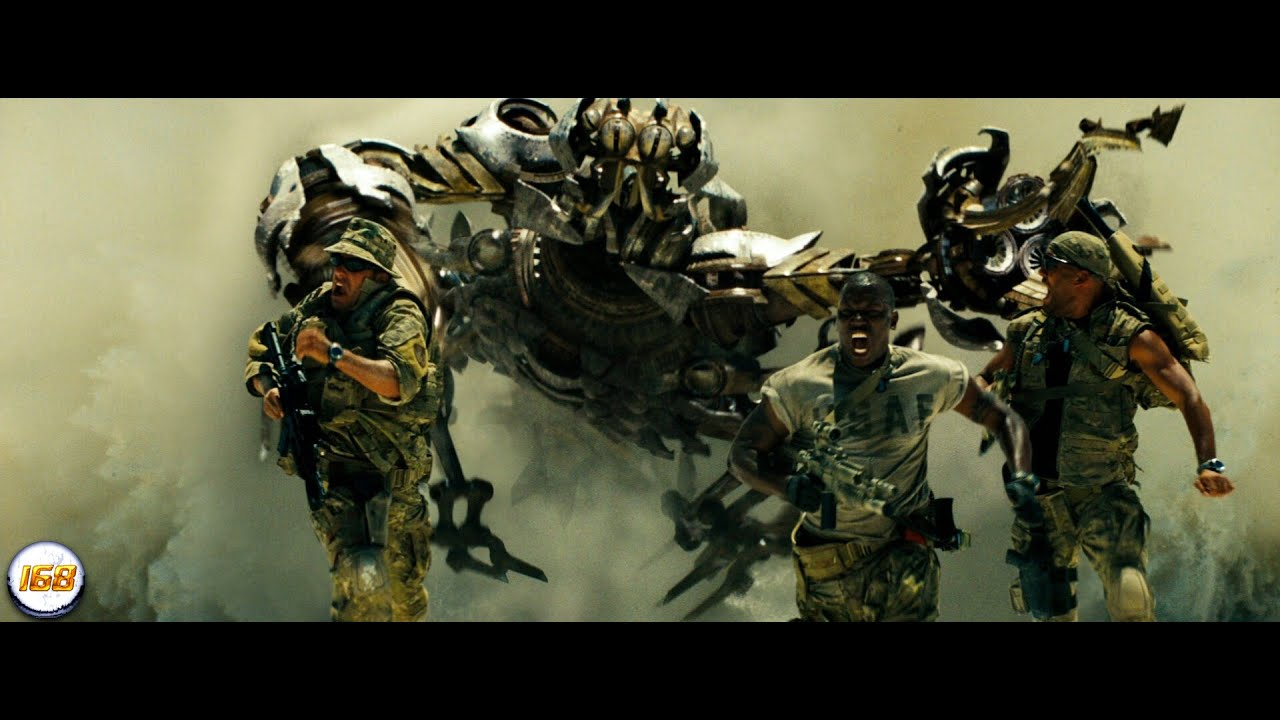 Download Transformers (2007) Scorponok Desert Battle 1080p [HD]