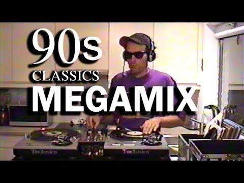 90s Classics Megamix vol  1 - Популярные видеоролики!
