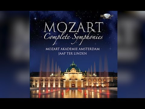 Mozart: Complete Symphonies (Selection)
