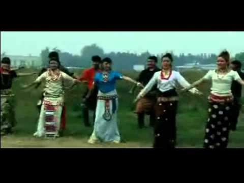 Tibetan dance 2014 [ 02 ]