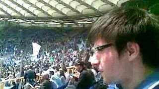 Bency e il fischietto in Lazio - Roma 4-2 11/04/2009
