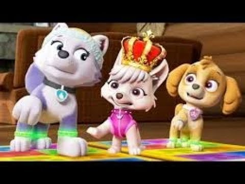 Paw Patrol Skye Everest   Sweetie Thats What Girls Do - YouTube 2d1339e364