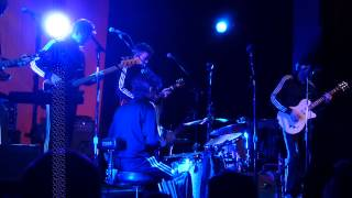 "EELS ""CLIMBING TO THE MOON"" Live World Cafe Philadelphia 3/2/13 HD"