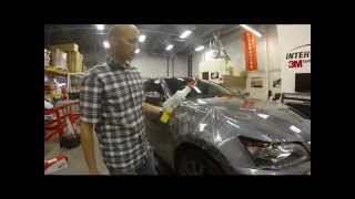 3m Scotchgard Paint Protection Film Pro Series Installation Demo