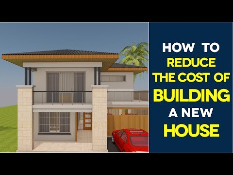 10+ Most Affordable Ways to Save Money When Building a New House on a Budget