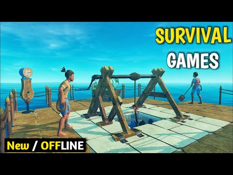 Top 9 Offline Survival Games For Android 2020 | **NEW**