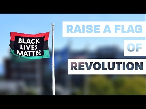 Black Lives Matter at the University of Vermont: Raise a Flag of Revolution