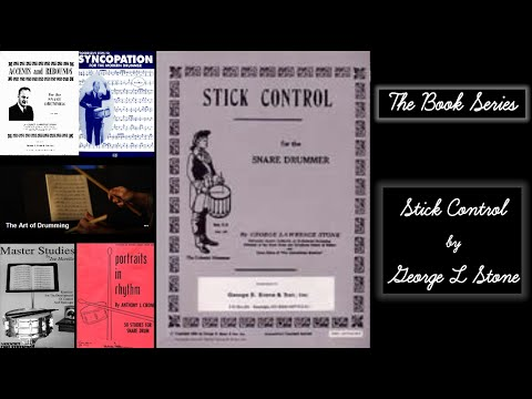 Stick Control for Snare (George L. Stone) - PDF Free Download