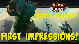 Royal Quest (2016) - First Impressions   Is It Worth Playing?