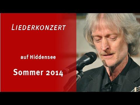 Karl-Heinz Bomberg - Liederkonzert auf Hiddensee (2014)