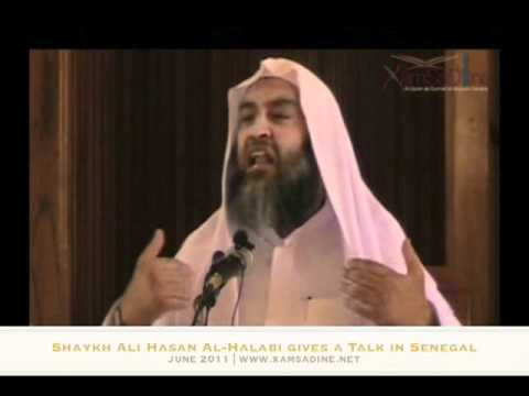 Sheikh Ali Halabi