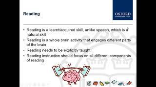 Free Webinar | Teaching Reading through Phonics | Ayesha Jabbar