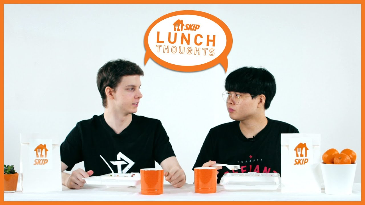 Lunch Thoughts with KARIV & AGILITIES | Director's Cut