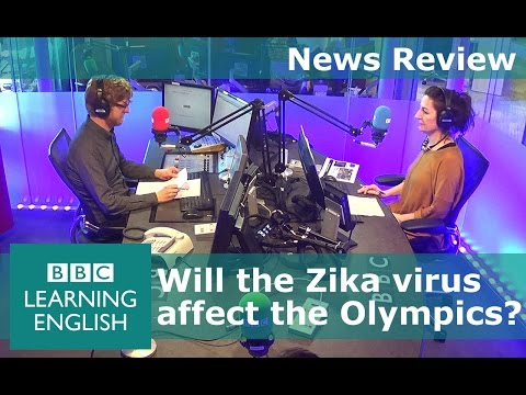 News Review 2nd February 2016: Will the Zika virus affect the Olympics?