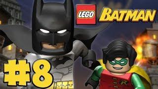 LEGO Batman - Episode 8 - Under The City (HD Gameplay Walkthrough)
