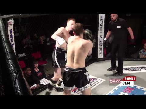 Nathan Ross vs Isaac Miller  Contenders Norwich 9