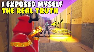 I Exposed Myself Now Scammer Knows The Truth! 😱 (Scammer Gets Scammed) Fortnite Save The World