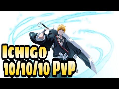 PvP: Ichigo (BD$M Ver.) 10/10/10 NAD Build - Bleach Brave Souls