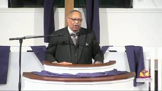 """Does the Church Have Something to Say?"" - Rev. Eric D. Barksdale"