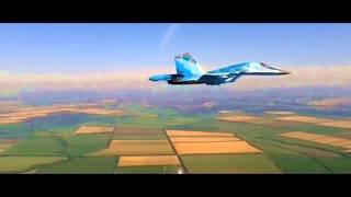 С праздником Военно-воздушных сил (День ВВС) России