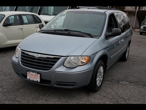 2005 chrysler town country 3 3 lx youtube. Black Bedroom Furniture Sets. Home Design Ideas