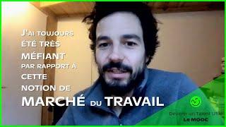 Pablo Servigne, sa vision du travail utile - extrait de la Masterclass