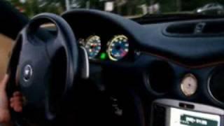 Maserati 4200 Spider OnBoard