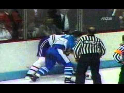 Canadiens Nordiques Rivalité