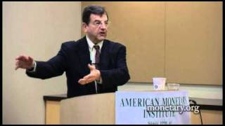 Prof. Michael Hudson - 2010 AMI Monetary Reform Conference #1