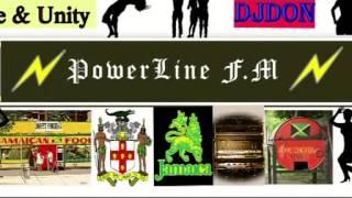 Powerline Fm Internet Radio, Old Skool Soul, 70s 80s,90s & Rare Grove 4th July 2015