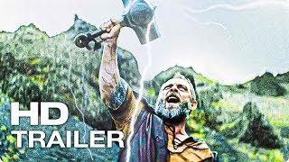ВАЛЬХАЛЛА׃ РАГНАРЁК Русский Трейлер #1 (2020) Роланд Мюллер Fantasy Movie HD