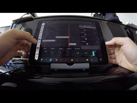 iPad Pro Music