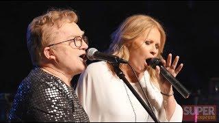 Urszula i Felicjan na jednej scenie po 35 latach! Połączyła ich piękna basistka